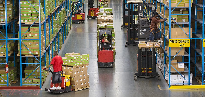 Truck Warehouse