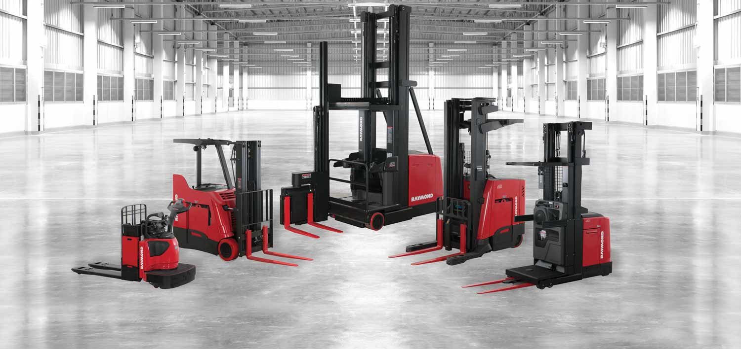 Lift Trucks From Brauer