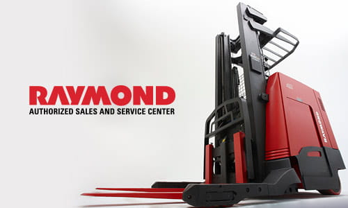 Raymond Authorized Sales and Service Center