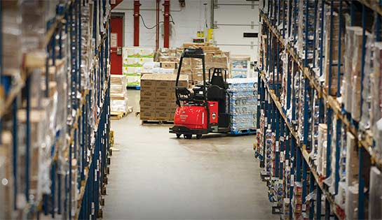 Raymond Courier Automated Pallet Truck