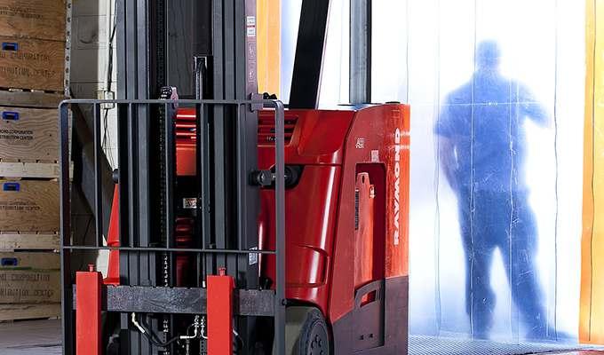 iWAREHOUSE fleet management and warehouse optimization system