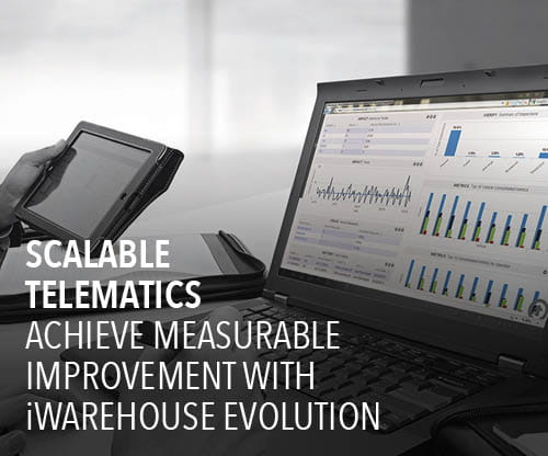 forklift fleet management system, iwarehouse