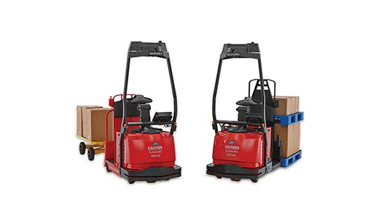 automatic forklifts